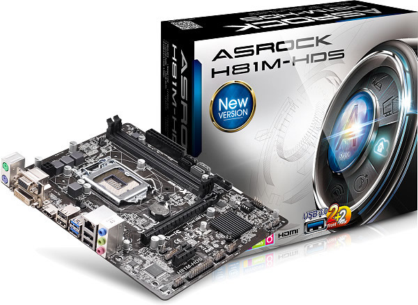 Placa Base Asrock 1150 B85m-hds