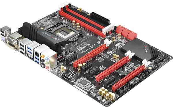 Ver Placa Base ASROCK 1150 Z87 KILLER