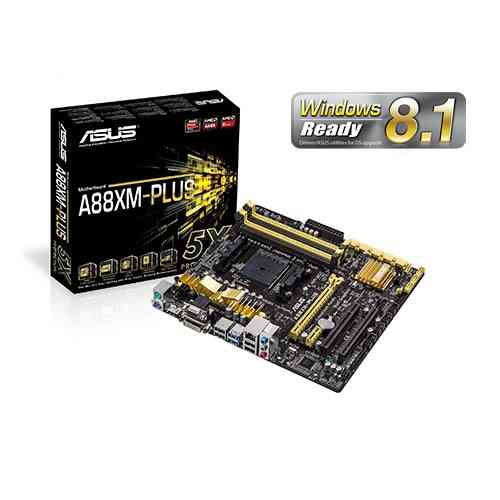 Placa Base Asus Fm2  A88xm Plus