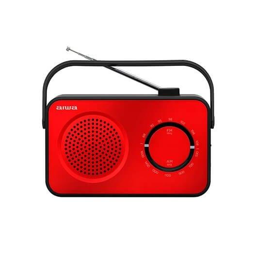 Radio Portatil Aiwa R 190rd Rojo