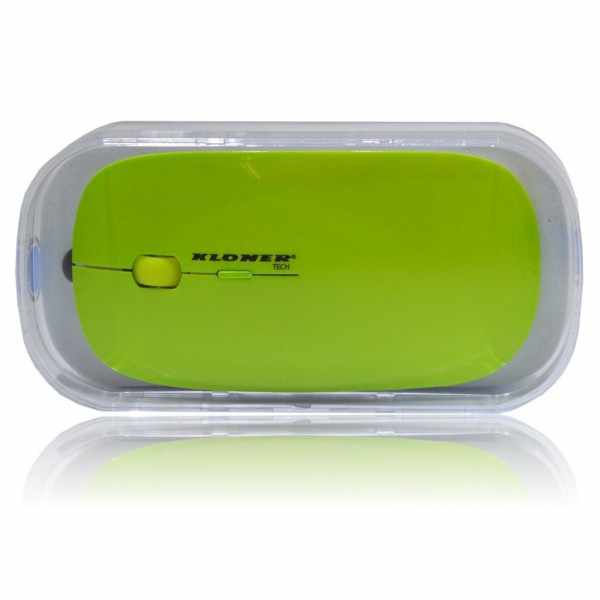 Ver OPTICO KL TECH VUELO WIRELESS VERDE