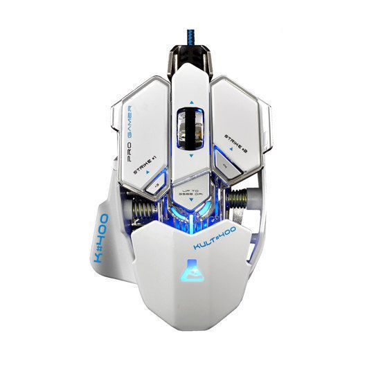 Ver G LAB KULT400 GAMING BLANCO