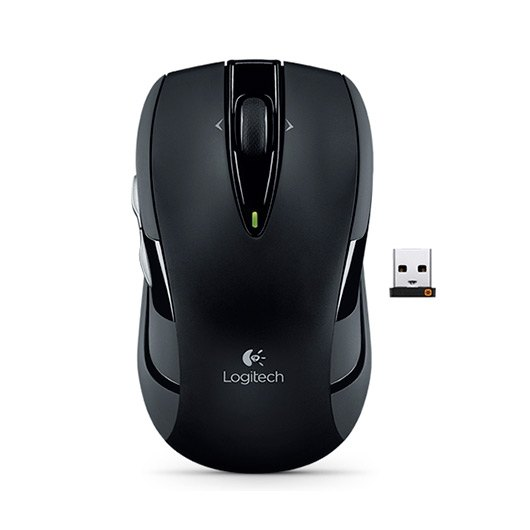 Ver RATON OPTICO LOGITECH M545 WIRELESS NEGRO