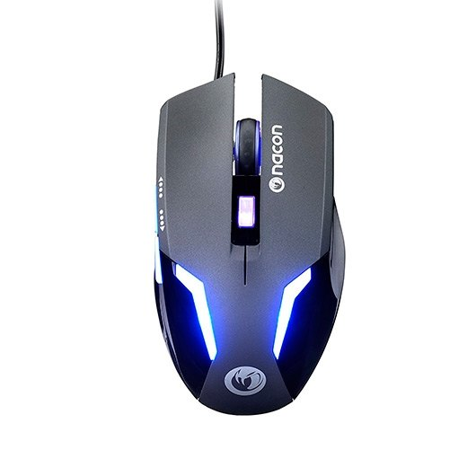 Ver RATON OPTICO NACON PCGM 105 GAMING NEGRO