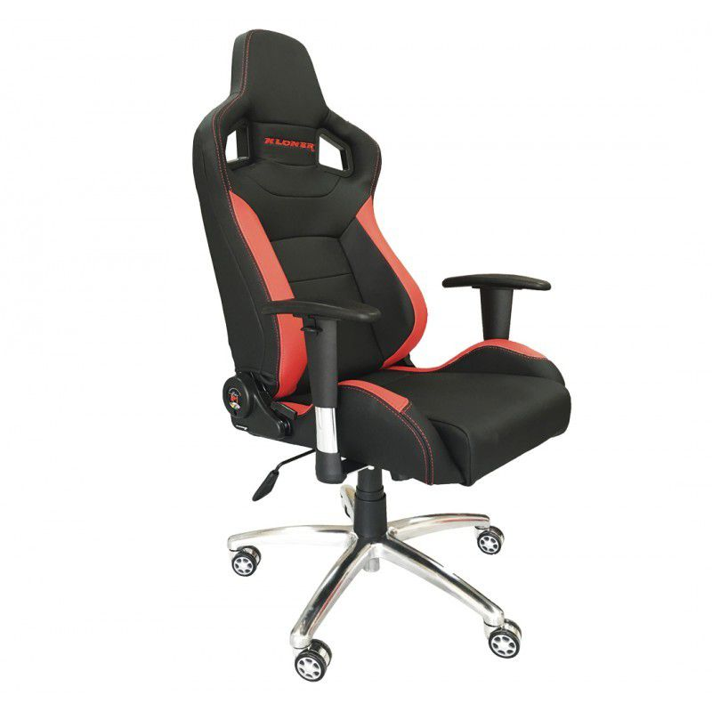 Ver SILLA GAMING KL TECH KTBEST BLACK NEGRO ROJO