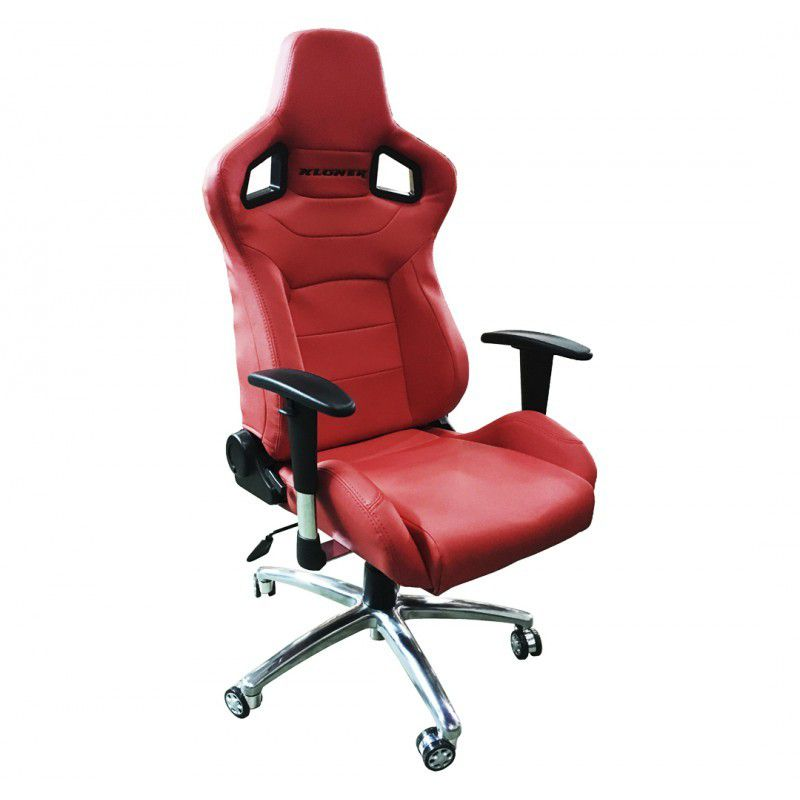 Ver SILLA GAMING KL TECH KTBEST RED ROJO