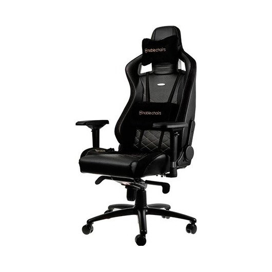 Ver SILLA GAMING NOBLECHAIRS EPIC NEGRO
