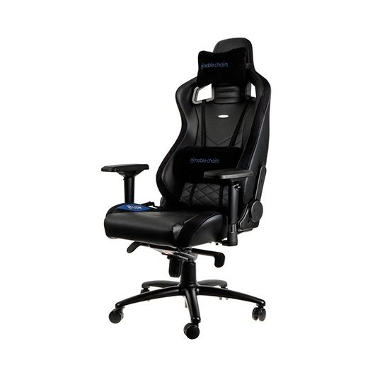 Ver SILLA GAMING NOBLECHAIRS EPIC NEGRO AZUL