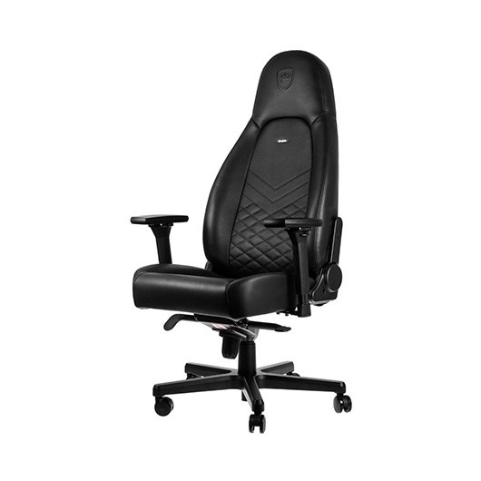 SILLA GAMING NOBLECHAIRS ICON NEGROAZUL