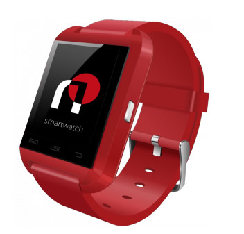 Ver SMARTWATCH INFINITON NWATCH02 ROJO