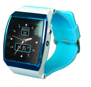 Ver SMARTWATCH INFINITON NWATCH03 AZUL