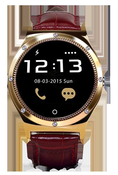 Ver SMARTWATCH SWISS SMART MONTREUX PULSO GOLDEN