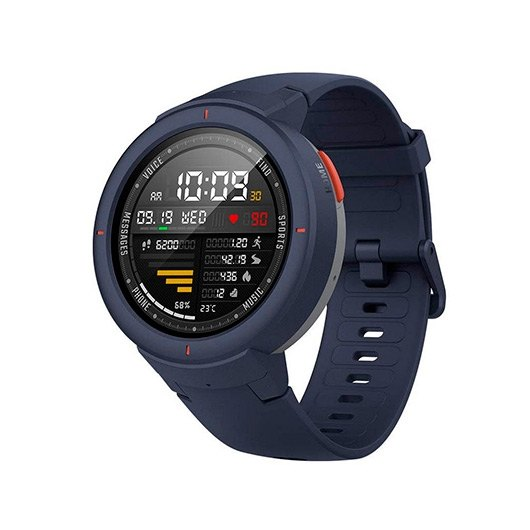 Ver SMARTWATCH XIAOMI VERGE SMART AZUL