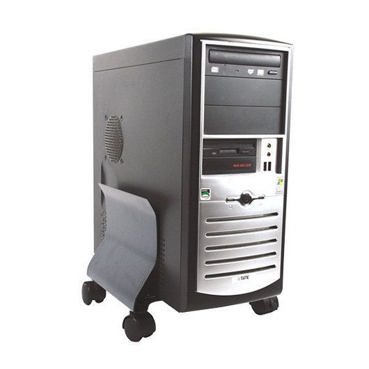 Ver SOPORTE METALICO CPU GRAFITO FELLOWES