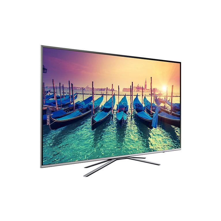 Ver Samsung UE55KU6400U 4K Ultra HD Smart TV Metalico Plata