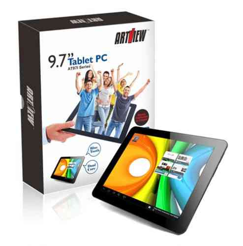 Tablet Pc Artview 97 At97i-rk66wa 8gb Android
