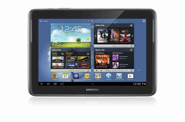 Tablet Pc Samsung Galaxy Note 101 16gb Wifi Negra