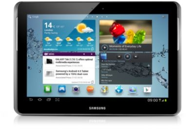 Tablet Pc Samsung Galaxy Tab2 101 16gb Wifi Gris