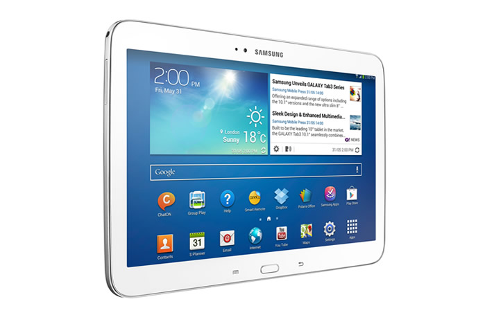 Tablet Pc Samsung Galaxy Tab3 16gb Blanco Gt P5210zwaxeo