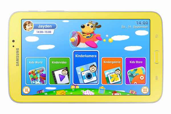 Samsung Galaxy Tab3 Kids 8gb T2105
