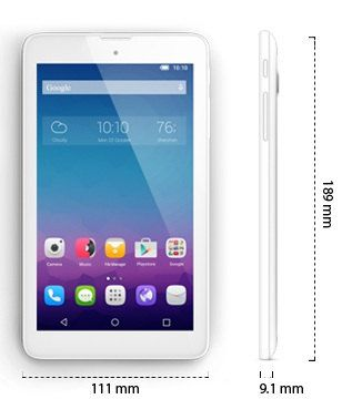 Ver ALCATEL 7 PIXI 3 8055 8GB BLANCO