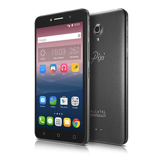 Ver ALCATEL PIXI 4 7 8063 8GB NEGRO