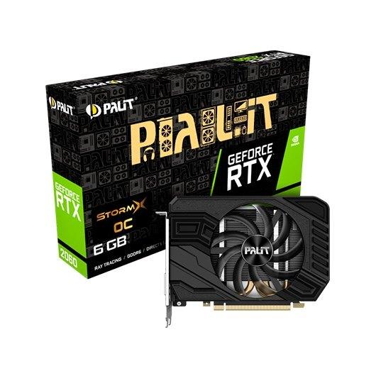 PALIT RTX 2060 STORM X OC 6GB GDDR6