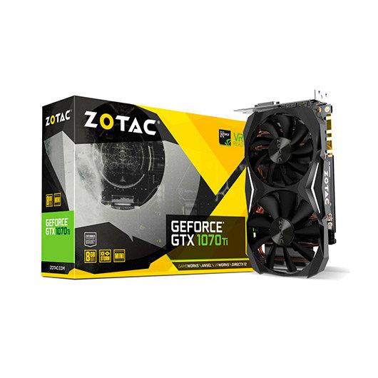 Zotac Gtx 1070 Ti Mini 8gb Gddr5