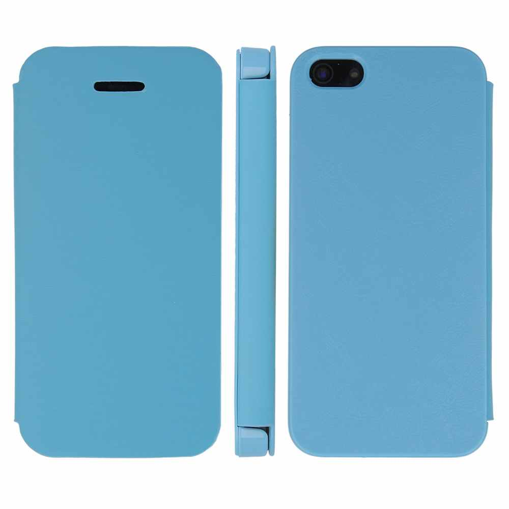 Telef Acc Funda Flip Case Iphone 5 Azul