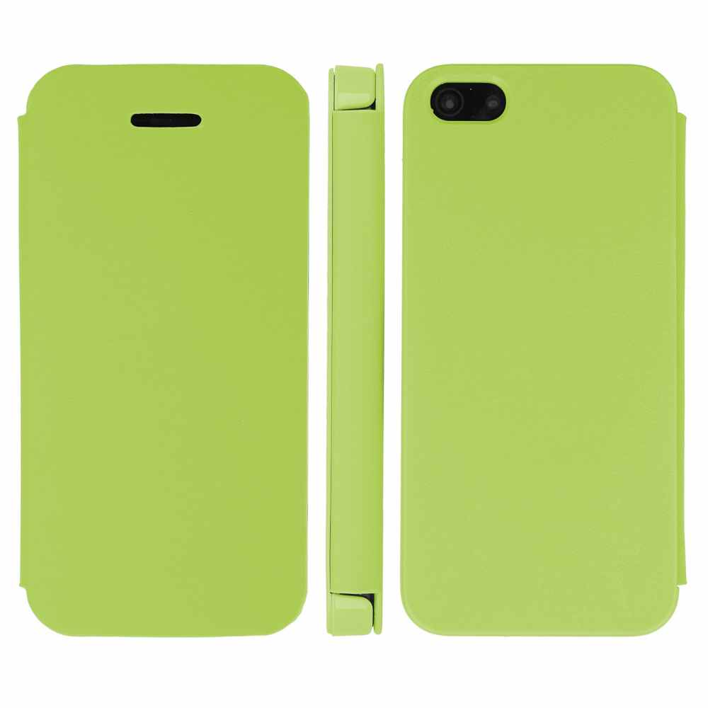 Telef Acc Funda Flip Case Iphone 5 Verde