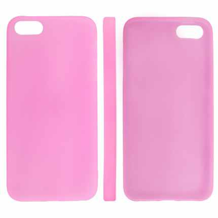 Telef Acc Funda Trasera Case Slim Iphone 5 Ros