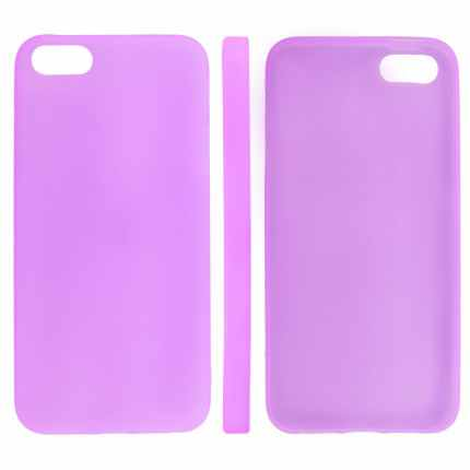 Telef Acc Funda Trasera Case Slim Iphone 5 Vio