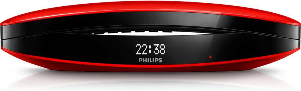 Ver PHILIPS M6601RB LUCEO ROJO