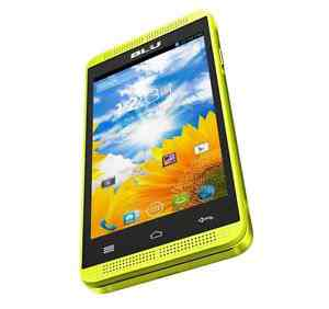 Movil Blu Dash Music 40 D272i 3g Amarillo