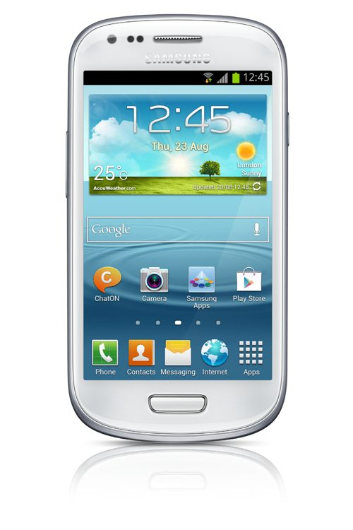 Movil Samsung Galaxy S3 Mini 8gb I8190 Blan