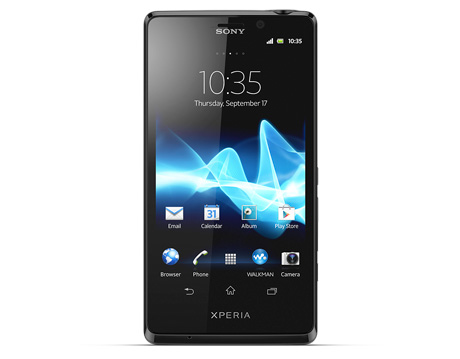 Movil Sony Xperia T Lt30p Nfc Negro