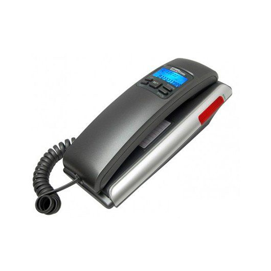 Ver MAXCOM FIXED PHONE KTX400 NEGRO