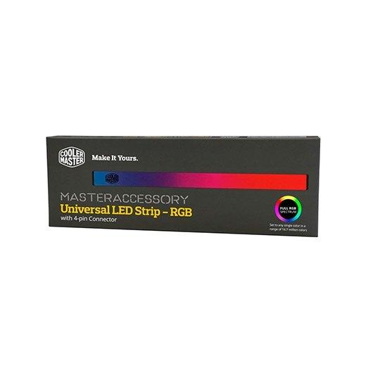 TIRA LED RGB COOLER MASTER 4 PINES