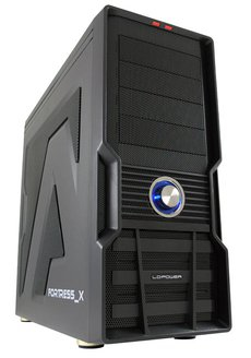 Torre Atx Lcgaming 973b Lcpower Fortress X