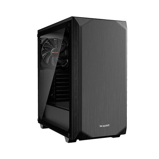 Torre Atx Be Quiet Pure Base 500 Window Black