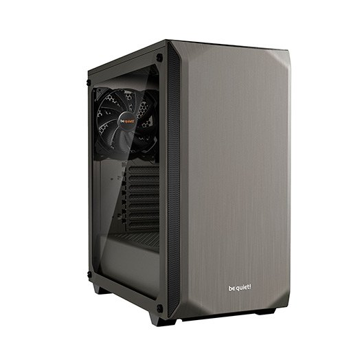 Torre Atx Be Quiet Pure Base 500 Window Gray