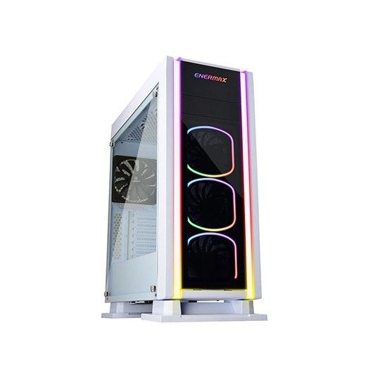 Ver ENERMAX SABERAY BLANCA ECA3500WA RGB
