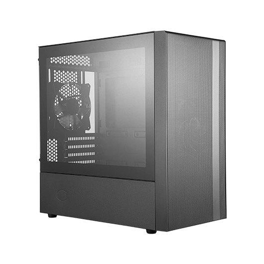 Torre Micro Atx Coolermaster Masterbox Nr400 Bk