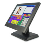 TPV MONITOR 15 TACTIL TFT TM-515 USB RS232 NEGRO