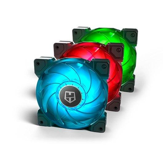 NOX HUMMER H SYNC RGB PACK 3UDS