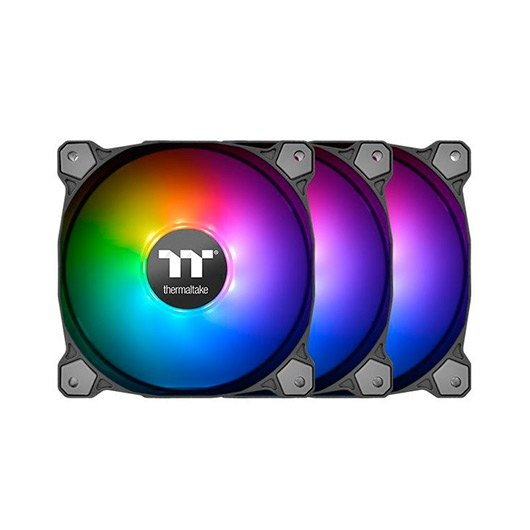 Ventilador 140x140 Thermaltake Pure Plus 14 Rgb Tt P3 Uds