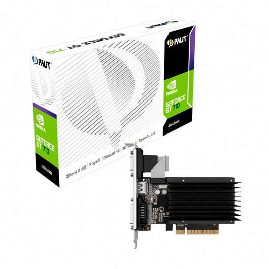 PALIT GT 710 2GB 64 BIT