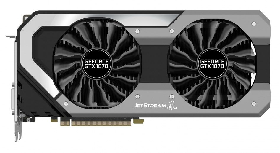 Ver PALIT GTX 1070 JETSTREAM 8GB GDDR5