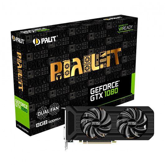 PALIT GTX 1080 DUAL 8GB DDR5