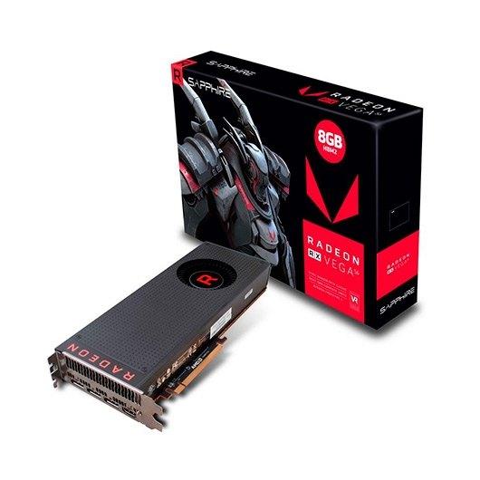 SAPPHIRE RX VEGA 56 PULSE 8GB HBM2